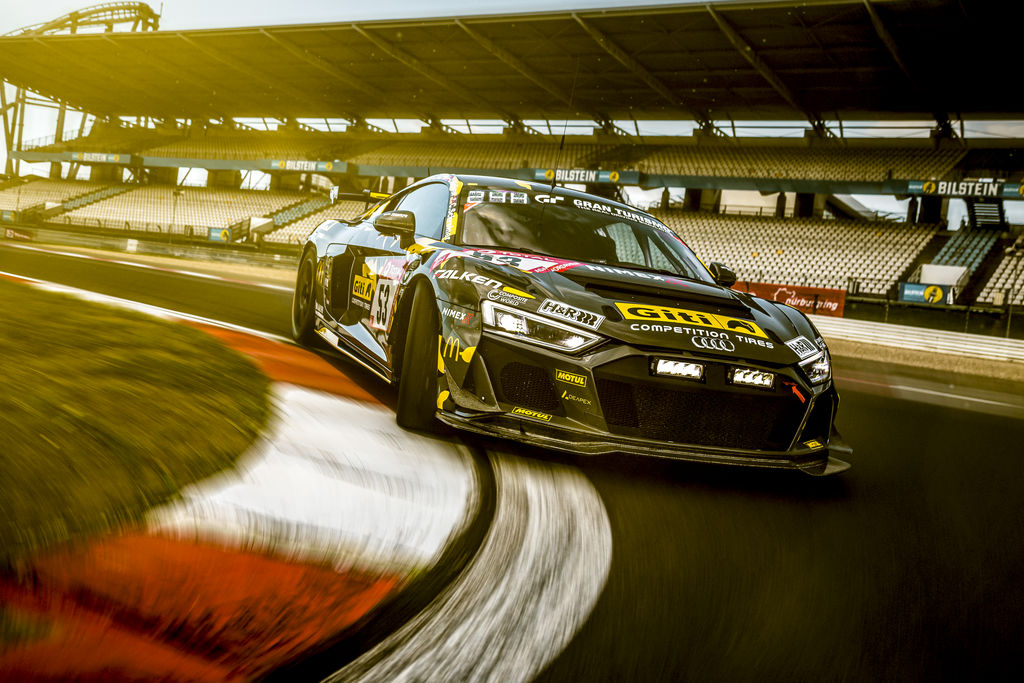 'GIRLS ONLY' ROCKED THE GREEN HELL DURING THE 24H NÜRBURGRING
