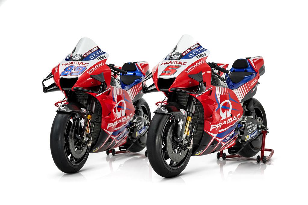 MotoGP 2021'e Güç Katıyor