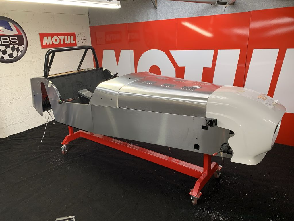 You've created a Motul GBS Zero. What's the story here?
