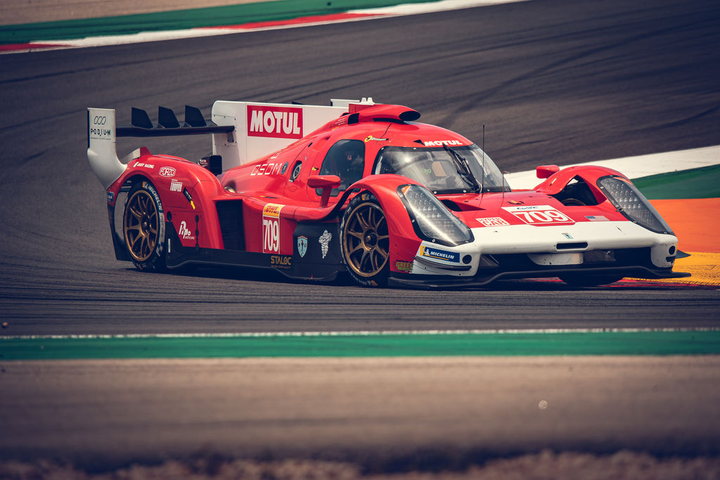 """GLICKENHAUS AT PORTIMAO: """"IN AN ENDURANCE RACE, YOU NEVER STOP"""""""