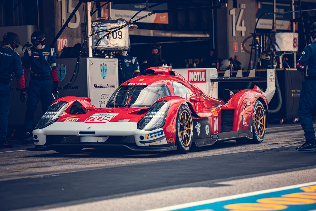So, Monza's next and then Le Mans. How do you think the rest of the season will go?