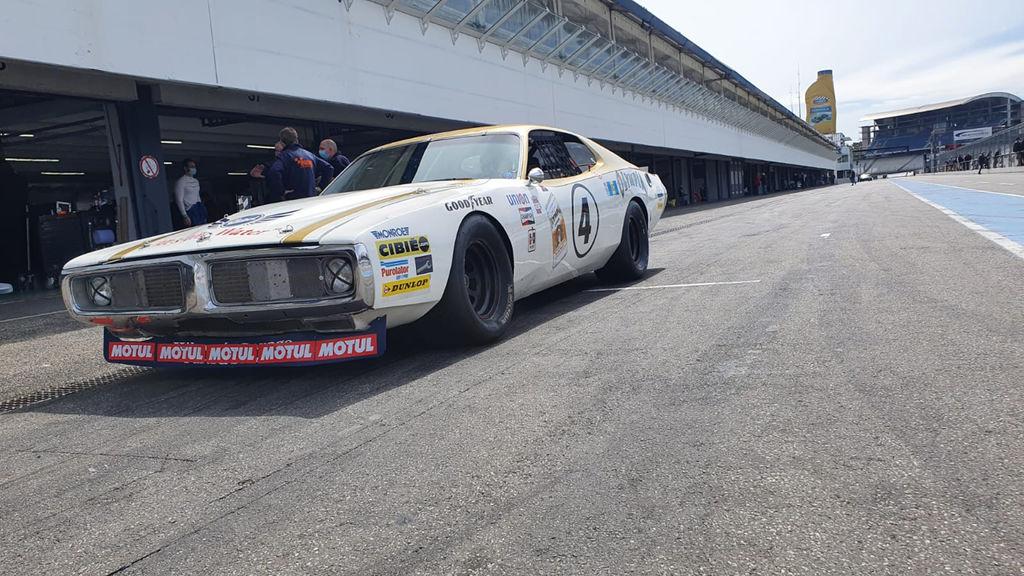 Как Dodge Charger попал на гонку в Ле-Ман?