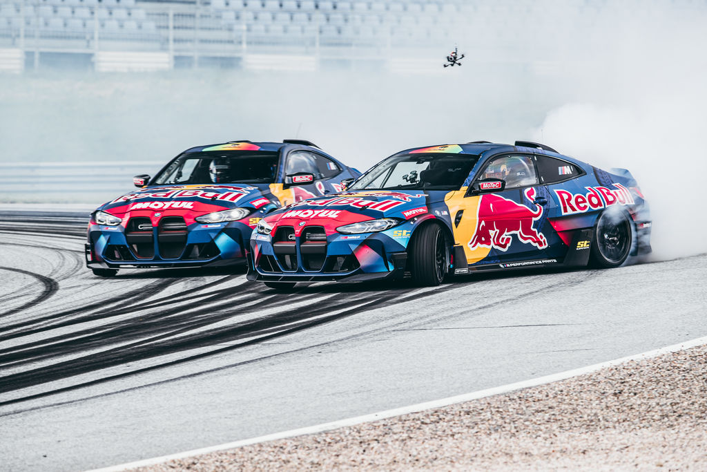THE 1000HP BMW M4 DRIFTER BY RED BULL DRIFT BROTHERS