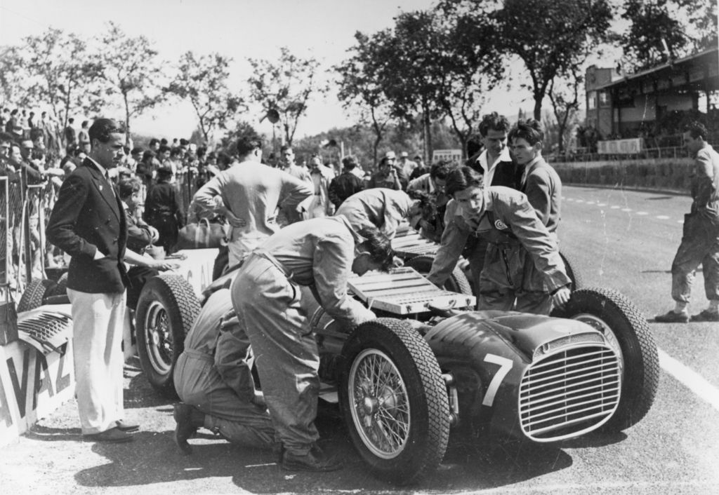 Are there any original BRM V16s in existence?