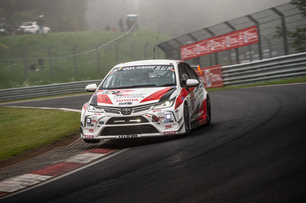 How long has your team been competing in the Nürburgring 24 Hours?