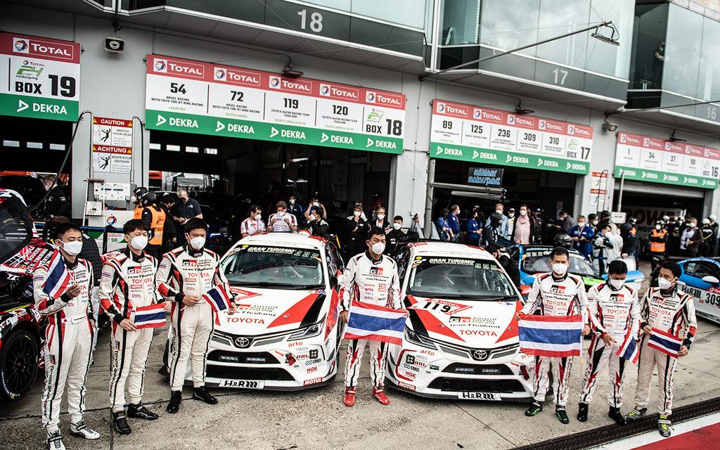 Chiba-san, herzlichen Glückwunsch zu einem großartigen Doppel-Podiumsplatz beim 24-Stunden-Rennen auf dem Nürburgring. Wie war das Rennen?