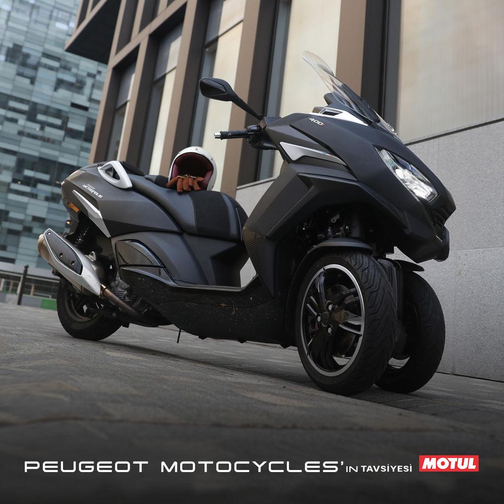 PEUGEOT MOTOCYCLES HAKKıNDA