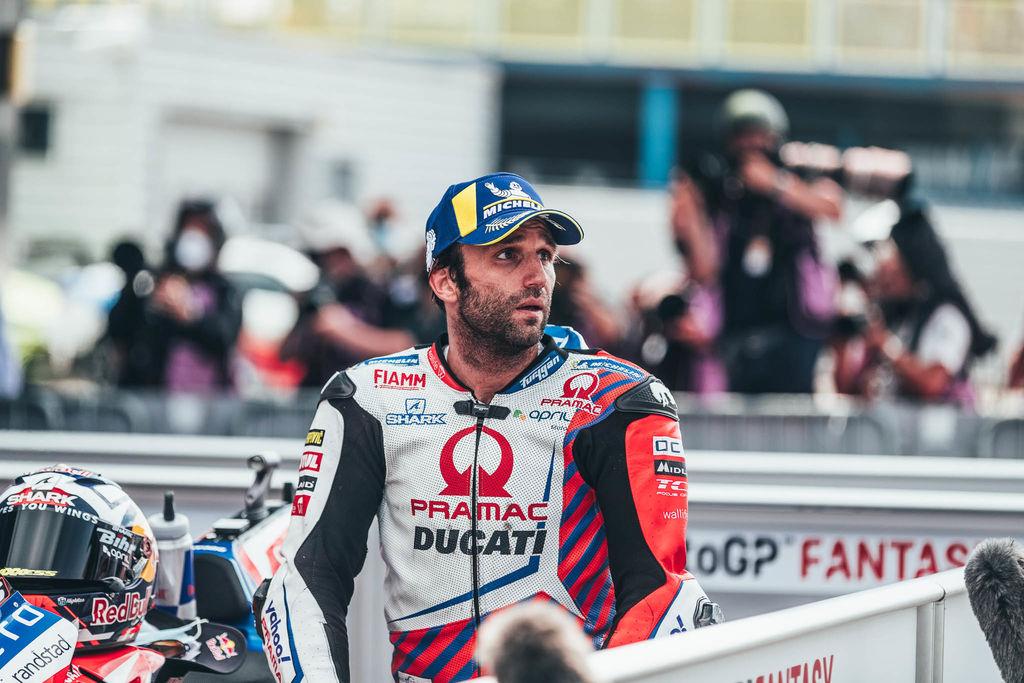 ¿Assen es una pista que se adapta a ti y a la Ducati?