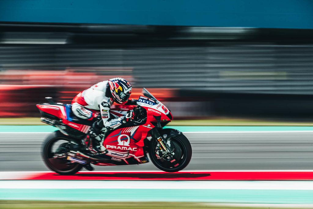 ¿Qué pistas se adaptan mejor a ti y a la Ducati?