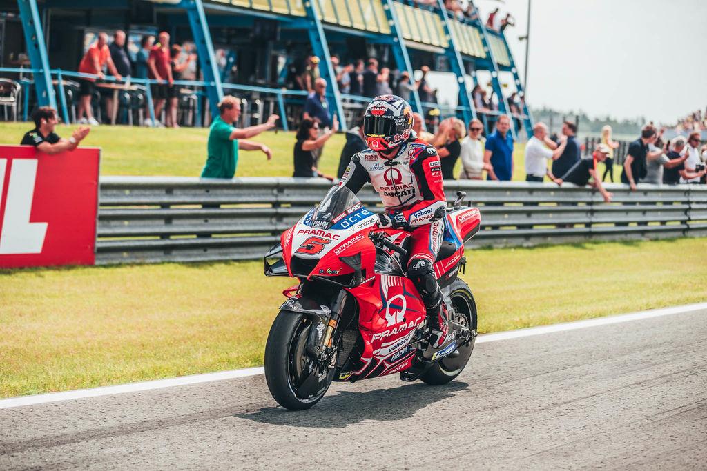 ¿Pareces estar en casa con la Ducati? ¿Es Zarco & Pramac la combinación perfecta para ti?
