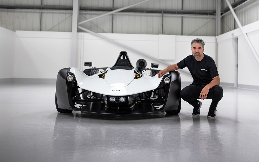 Ian, last year you unveiled a new Mono: lighter, faster and with turbo power. Can you talk us through the changes?