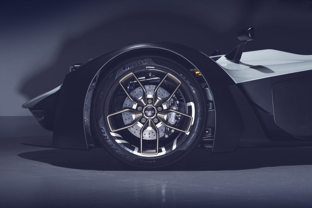 Is it challenging trying to evolve the design of a car that is so focused?