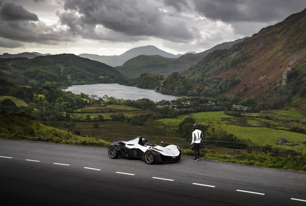 Where do you go next with a car like the Mono? Will there ever be a two-seater?