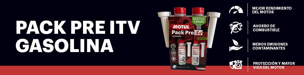 Pack pre ITV Gasolina