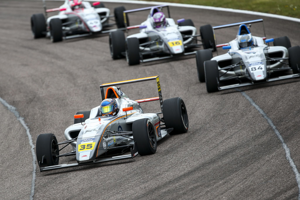 Steven, you run one of the biggest teams in British F4. Can you tell us more about JHR?