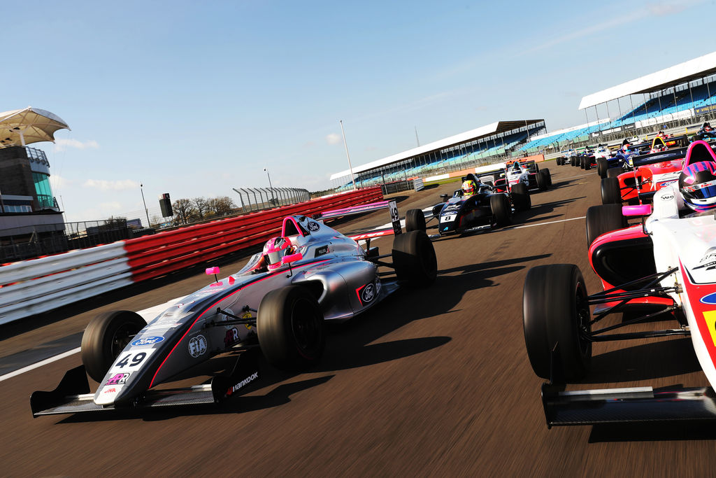 Motul is the technical partner of British F4, and also a partner of JHR's. What are some of the benefits you see from this?