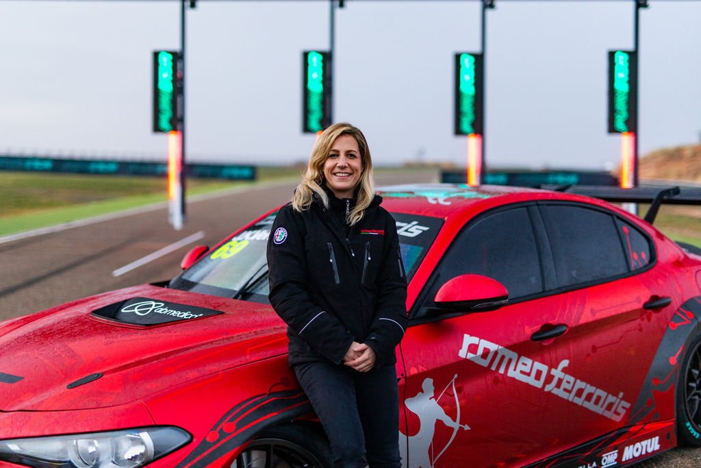 Michela, we don't see many women competing at this level of racing. How did you get into this?