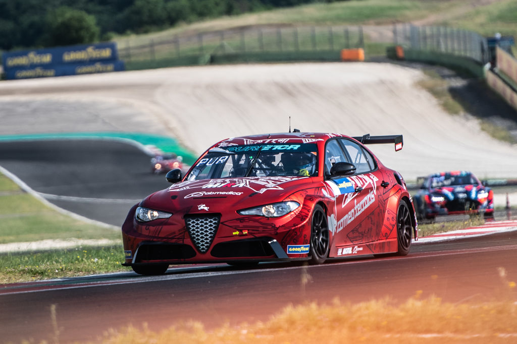 Alfa Romeo is not particularly advanced in its EV development. Was this a complex engineering challenge?