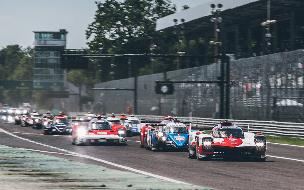 Monza is a fast track with long straights. Is it the ideal preparation for the big one, the 24 Hours of Le Mans?