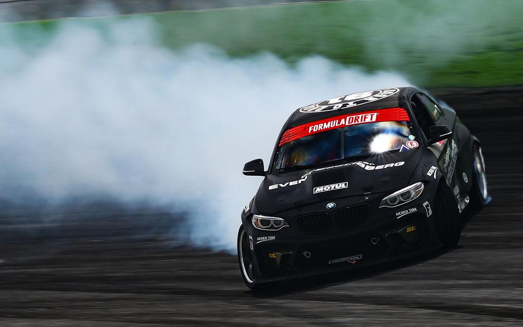 ИВ МЕЙЕР: «В Formula Drift важны зацеп и мощность»