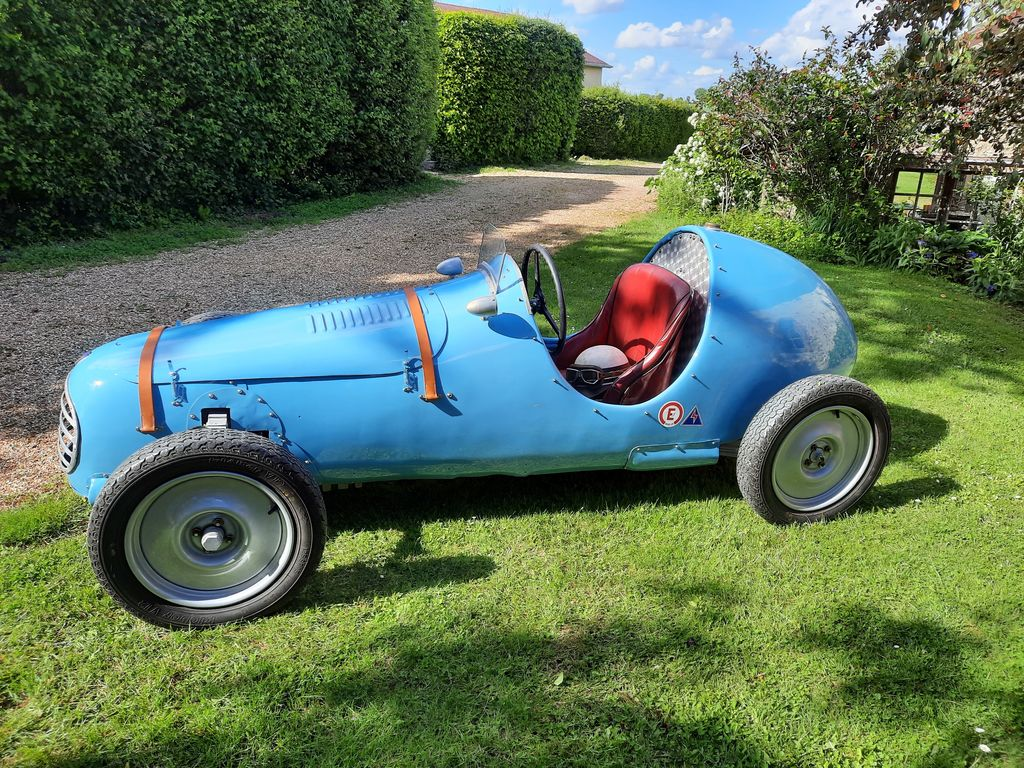 RESTORING THE SIMCA JULIEN JH1 – A FRENCH RACING ICON