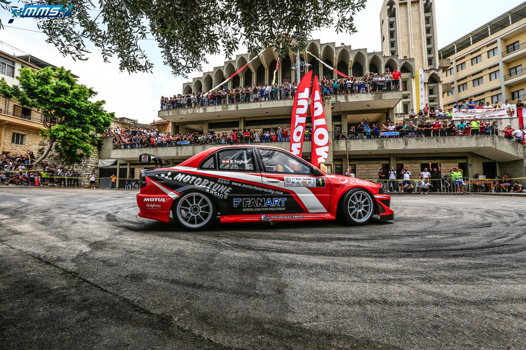 Are these events good practice as you prepare for the Rally of Lebanon in September?