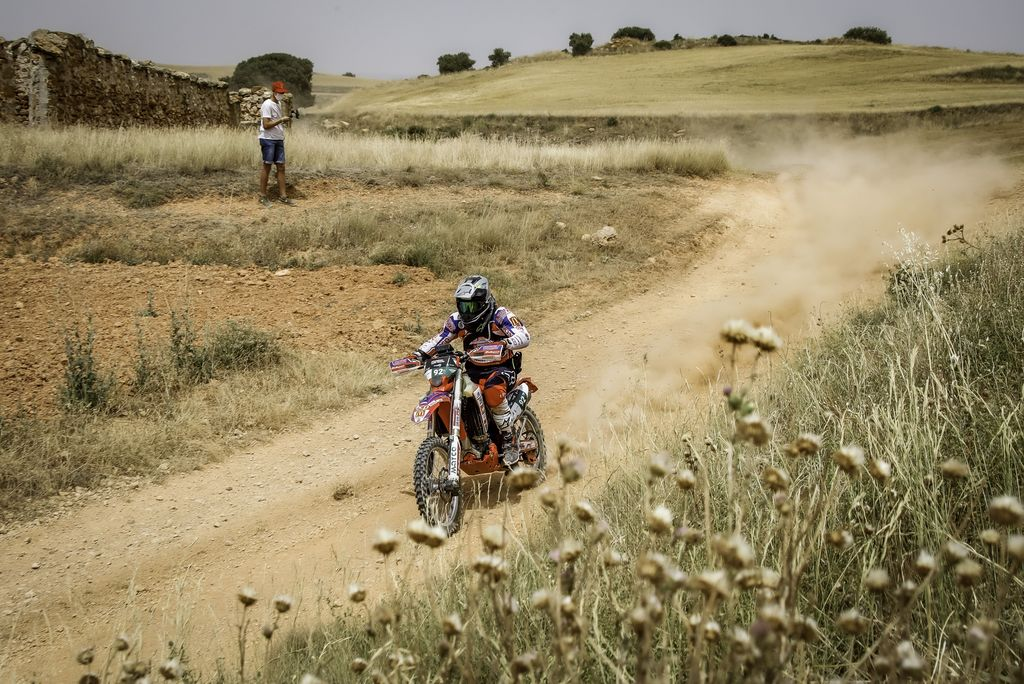 Team Bianchi Prata Honda no pódio na Baja Espanha 2021