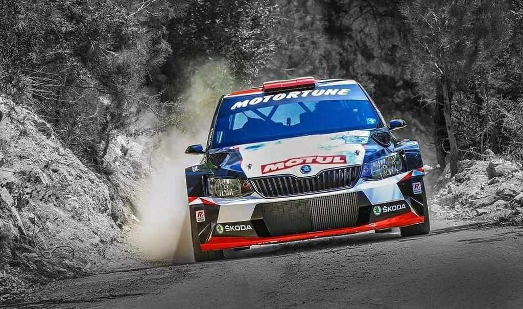 FROM RALLY DRIVER TO LEBANESE MOTUL IMPORTER