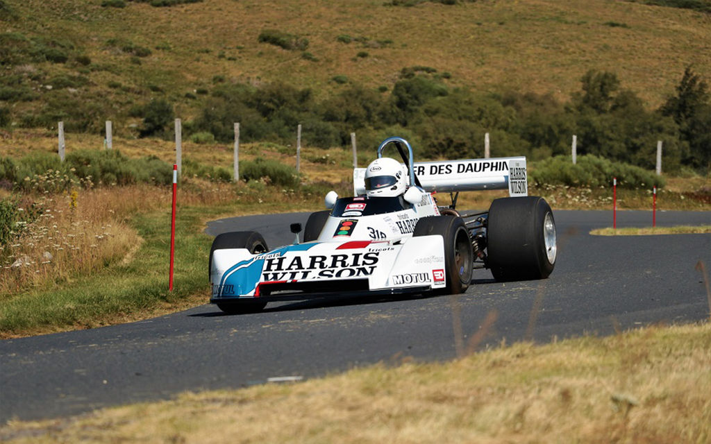 Why did you choose to compete in a single-seater in this championship?