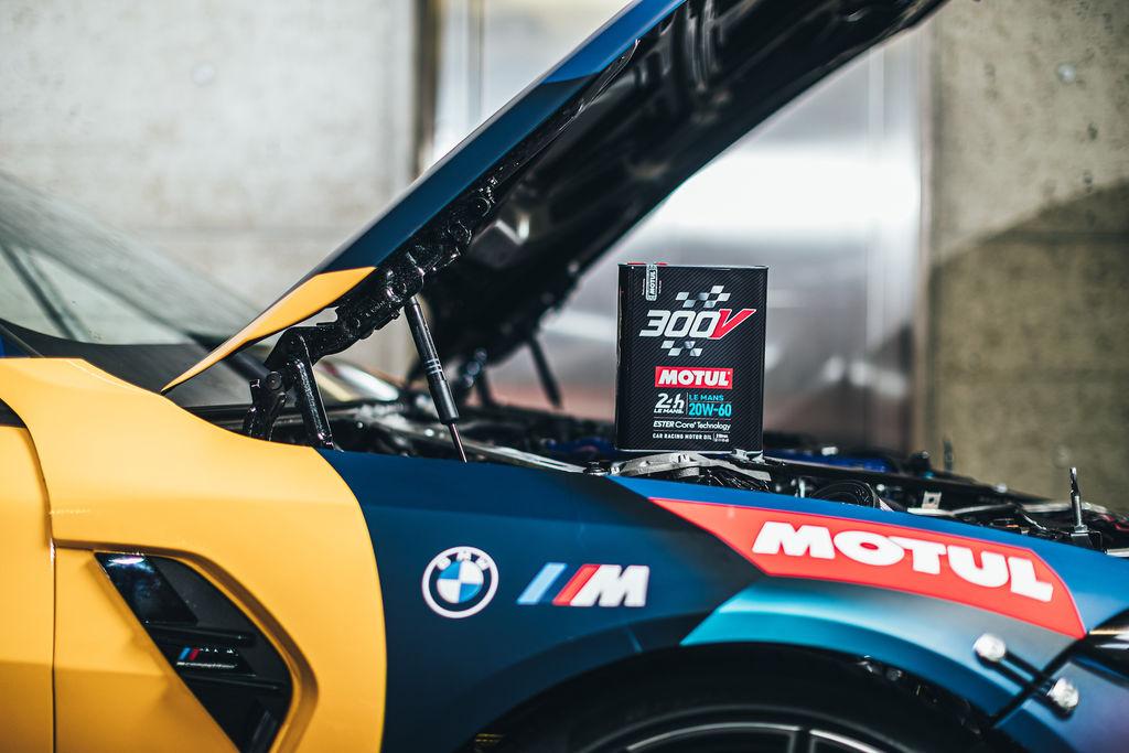 Dünyanın en İkonİk yarış etkİnlİğİ Le Mans 24 Saat yenİ MOTUL 300V İle buluşuyor
