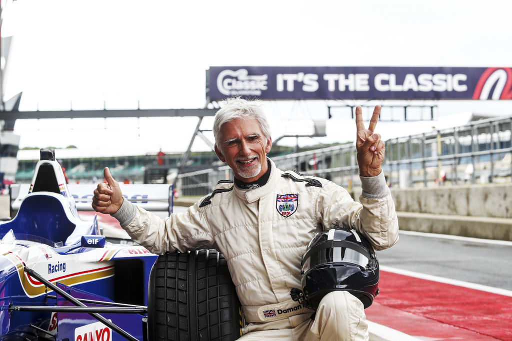 A YEAR OF CELEBRATIONS – THE CLASSIC AT SILVERSTONE