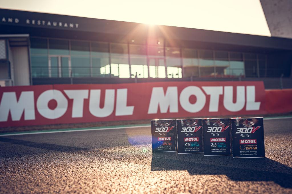 MOTUL 300V: erster Launch zum 24-Stunden-Rennen von Le Mans 2021