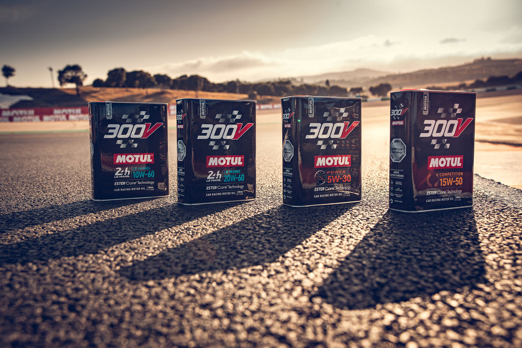 LAUNCH OF THE NEW MOTUL 300V AT 24H OF LE MANS