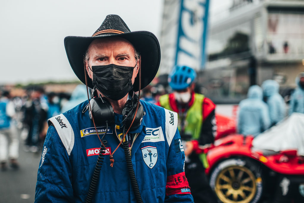 Jim, congrats on your first Hypercar Le Mans. How do you feel looking back to last weekend?