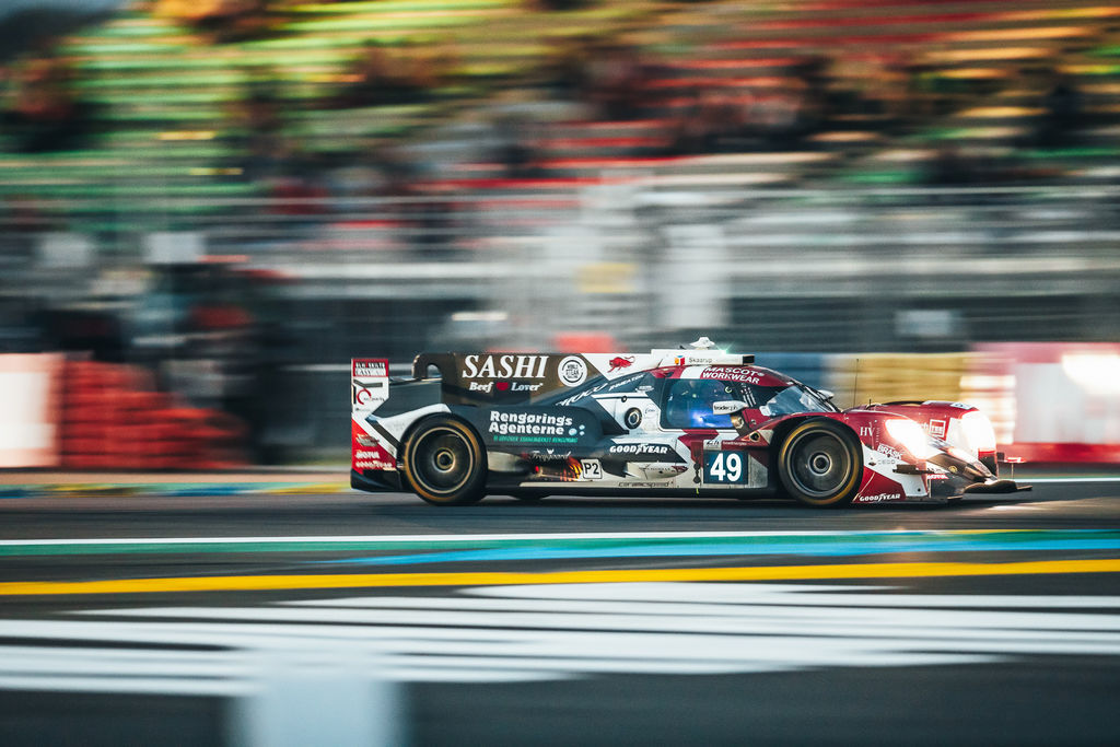 Kevin, this is your first 24 Hours of Le Mans. It's the big moment. How important is it for you?