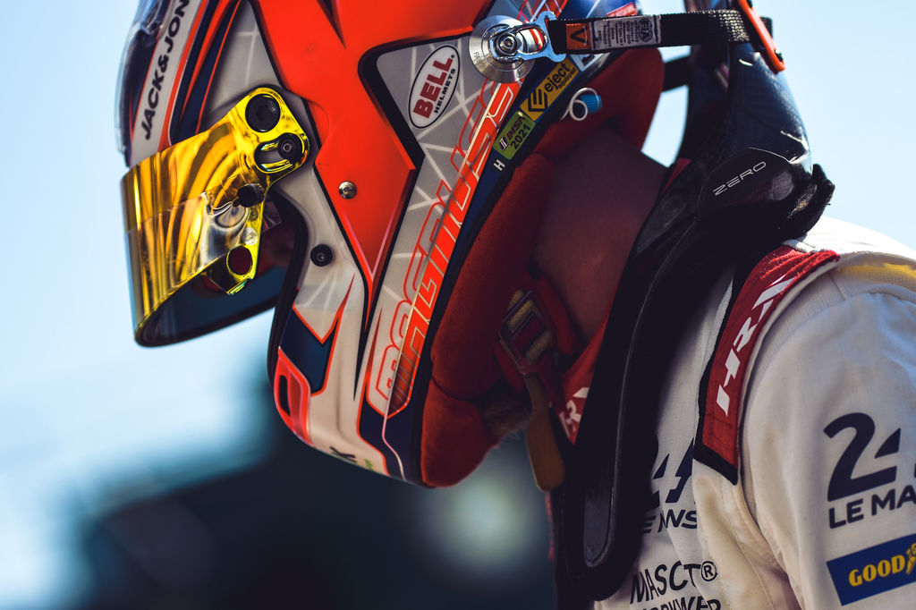 Anders, you guys are entering the LMP2 class, arguably the most challenging class of them all. Do you agree?
