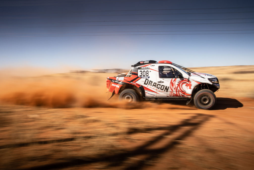 How has the off-road season been for Red-Lined so far?