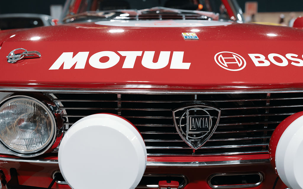 Romain Grabowski, head of brand at Motul, took part in the Tour Auto last year as a co-driver in a 1955 Pichon Parat Dolomites.