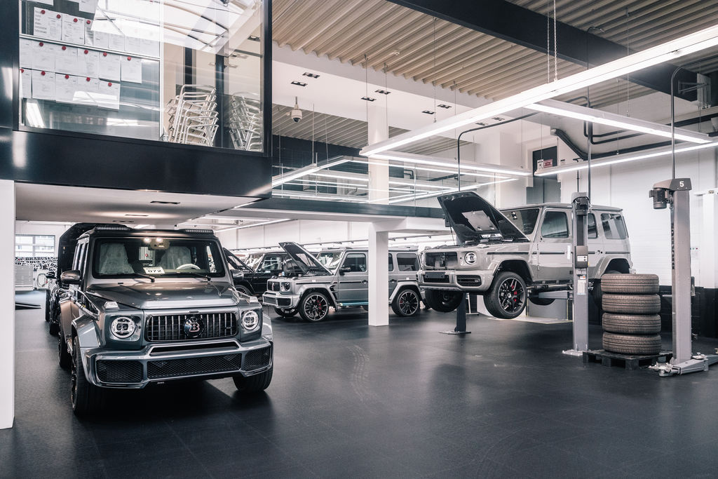 Speaking of pushing boundaries, you just went to the IAA, with lots of new cars and technology showcased. How do you see the future of our industry?