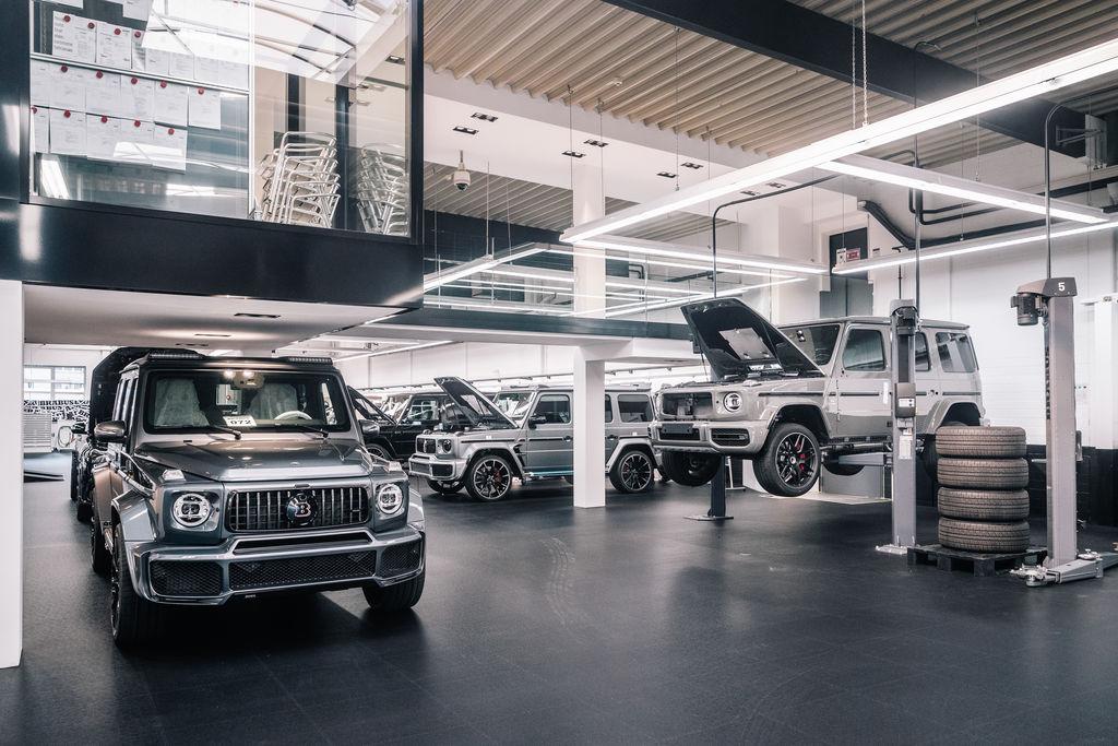 Apropos Grenzen verschieben: Du warst gerade auf der IAA, auf der viele neue Autos und Technologien vorgestellt wurden. Wie siehst du die Zukunft unserer Branche?