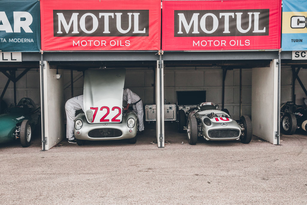 How would you describe the Goodwood Revival for someone who has never been here?