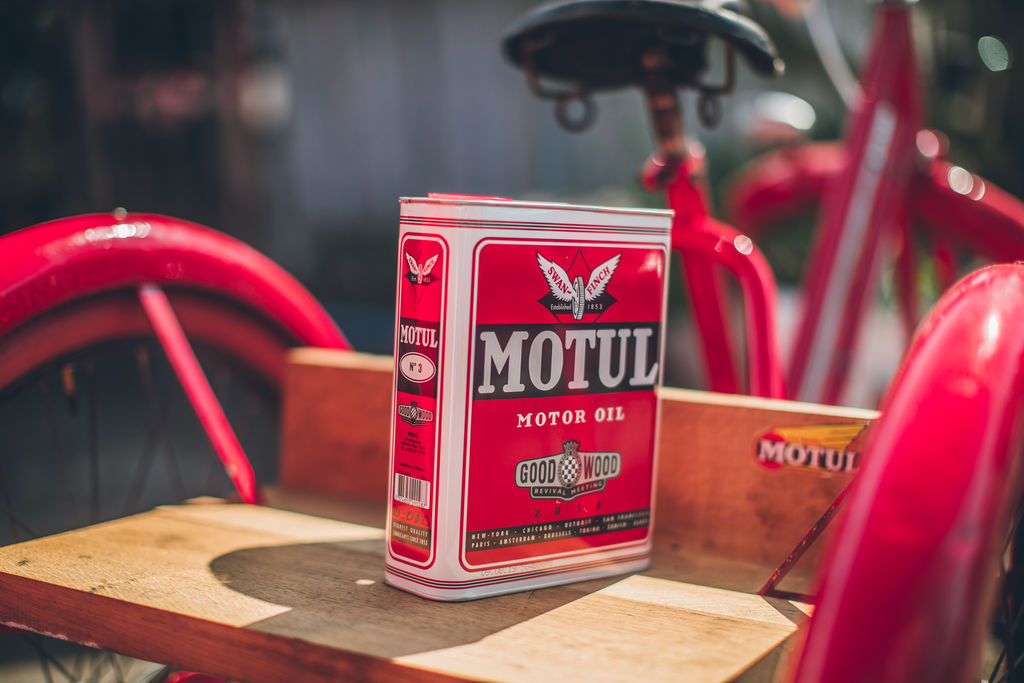 Do you use Motul products in your cars? Are you quite hands-on?