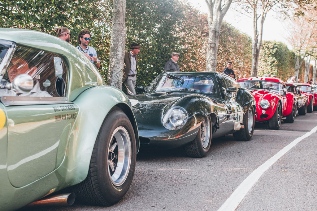 Where do you think the world of classic motoring is going and where do you see the future?
