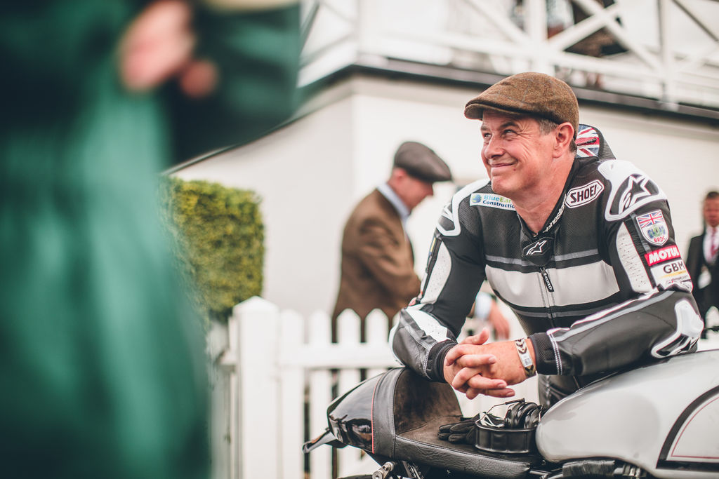 SIGHTS AND SOUNDS AT GOODWOOD REVIVAL 2021