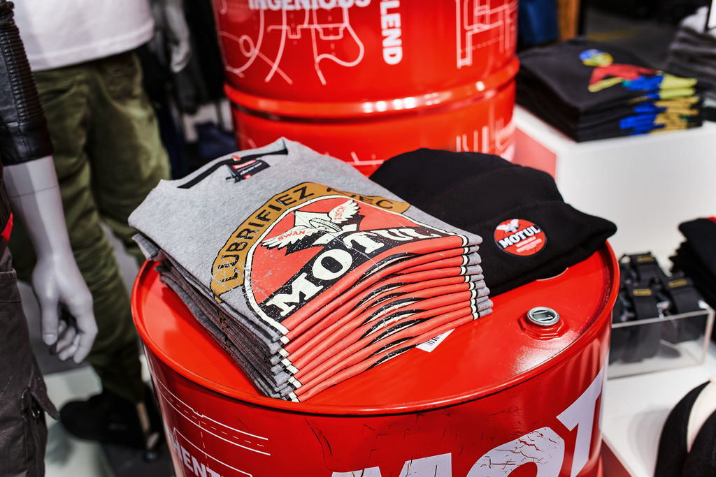 MOTUL X DIVERSE COLLECTION: WEAR YOUR PASSION