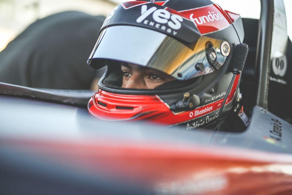 António Correia somou hoje mais uma vitória na categoria PT das Single Seater Series 2021