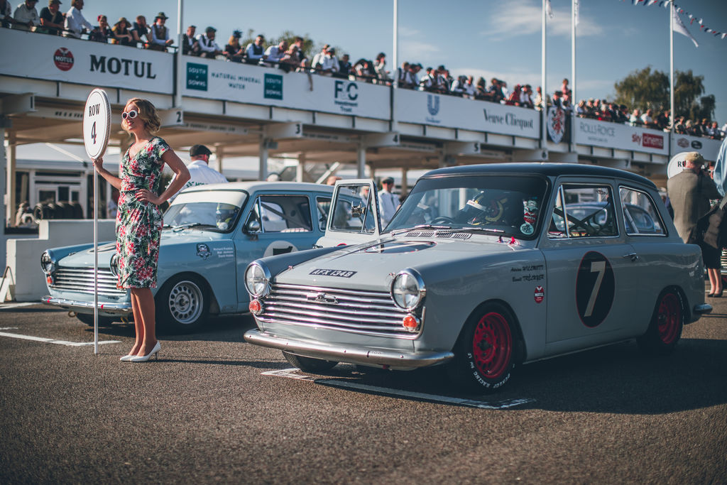 MOTUL SUPPORTS THE PRESERVATION OF BRITISH HERITAGE VEHICLES