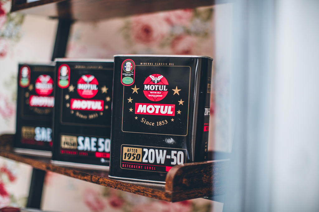 Does this partnership mean your members get special concessions with Motul?