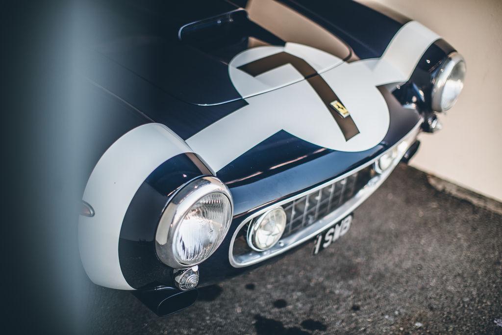 ГОВОРЯТ, В ВАШЕЙ КОЛЛЕКЦИИ ЕСТЬ САМЫЙ ПЕРВЫЙ FERRARI 250 GTO, ЭТО ПРАВДА?