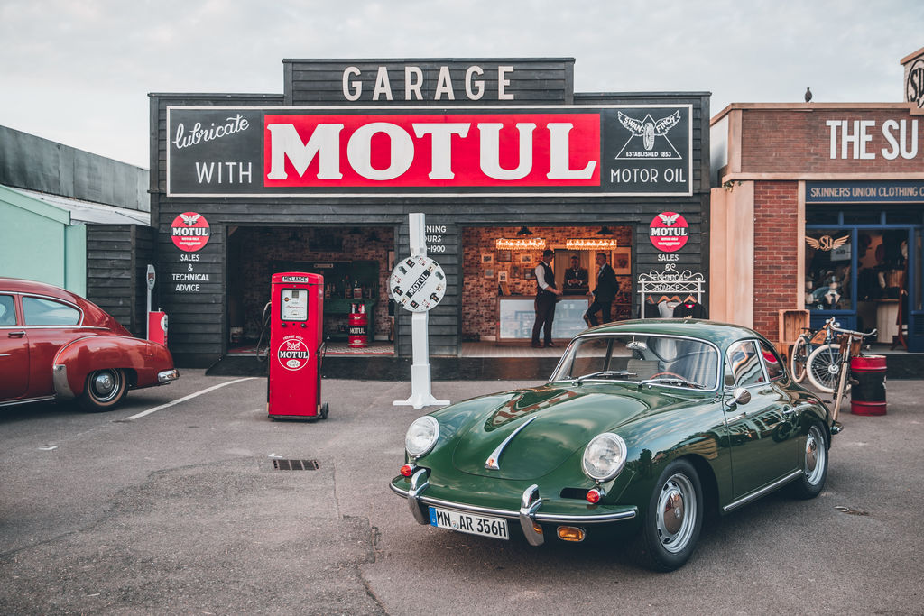 It sounds like you have a positive outlook on the future of historic motoring, would you agree?
